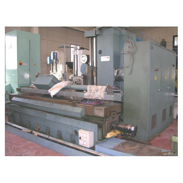 RAMBAUDI RX 1000 - BED TYPE MILLING MACHINES