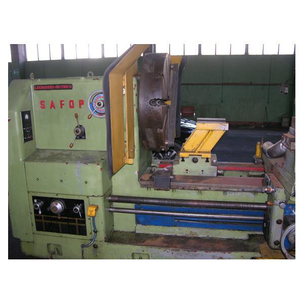 SAFOP LEONARD 40-510 S - CONVENTIONAL LATHES
