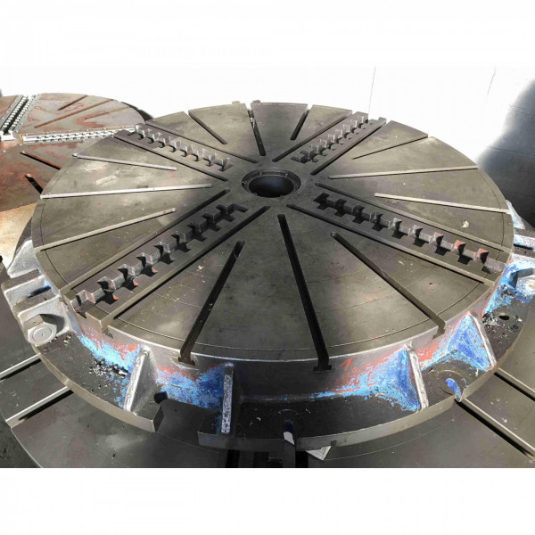FACE PLATE DIAMETER 1450 mm - EQUIPMENT