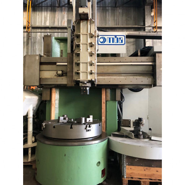OMBA RAM 150 - VERTICAL LATHES / VTL