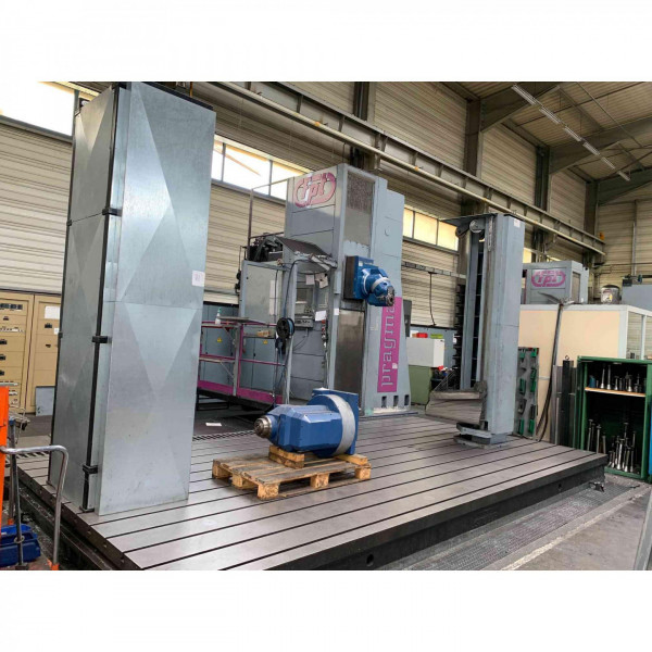 FPT PRAGMA M 60 - FLOOR TYPE MILLING MACHINE