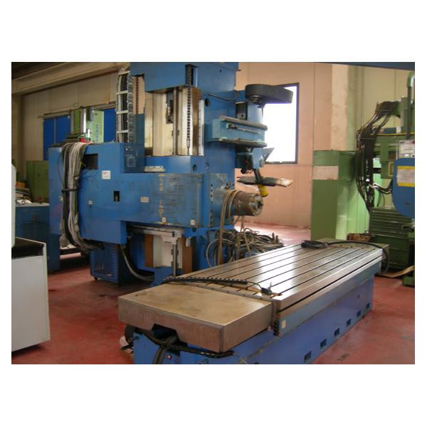 FPT LEM 934 - BED TYPE MILLING MACHINES