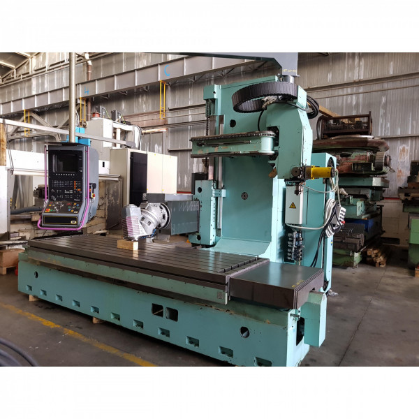 FPT LEM 935 AUTOMATIC HEAD - BED TYPE MILLING MACHINES