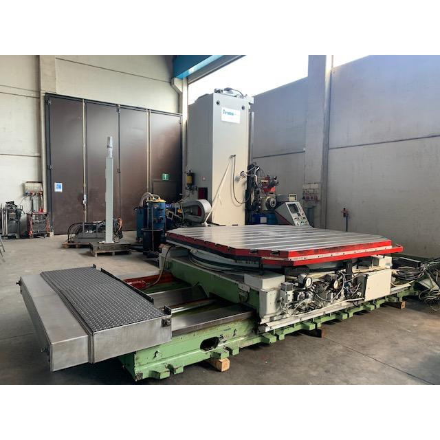 IRMU M 413 CNC - DEEP HOLE DRILLING MACHINES