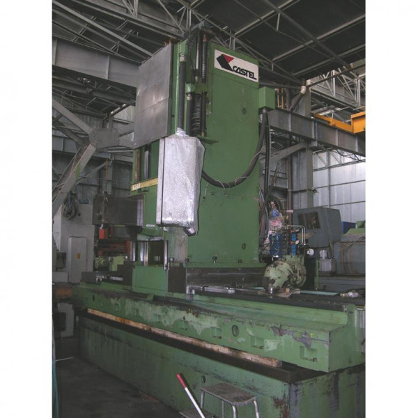 CASTEL GOLD - FLOOR TYPE MILLING MACHINE