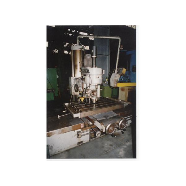 FIMUS FIMUS - BED TYPE MILLING MACHINES