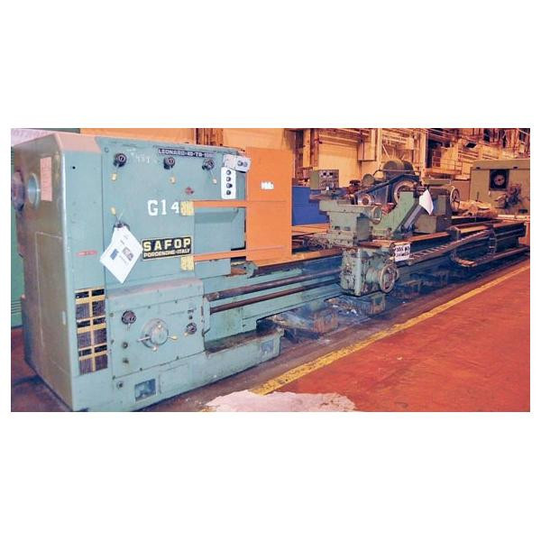 SAFOP LEONARD 40 TR 1000 - UNIVERSAL GRINDING MACHINES
