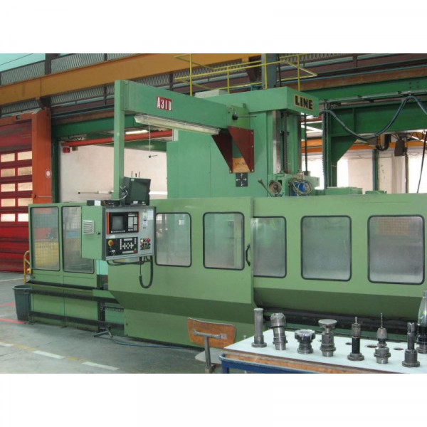 FOREST LINE MODUMILL MB NU - FLOOR TYPE MILLING MACHINE