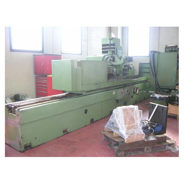 ALPA RT 4000 - TANGENTIAL GRINDING MACHINE