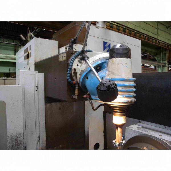 SORALUCE SL 4000 - BED TYPE MILLING MACHINES
