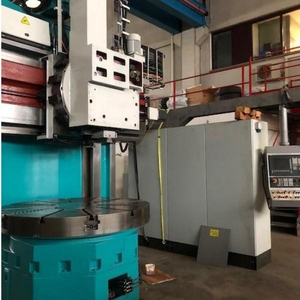 TOS SKIQ 16 - CNC SIEMENS 840 D - TOURS VERTICAUX