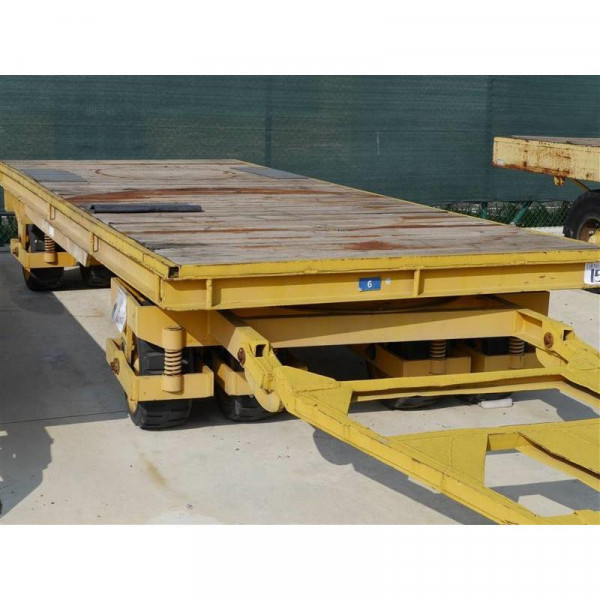 TRAILER 20 TON - EQUIPMENT