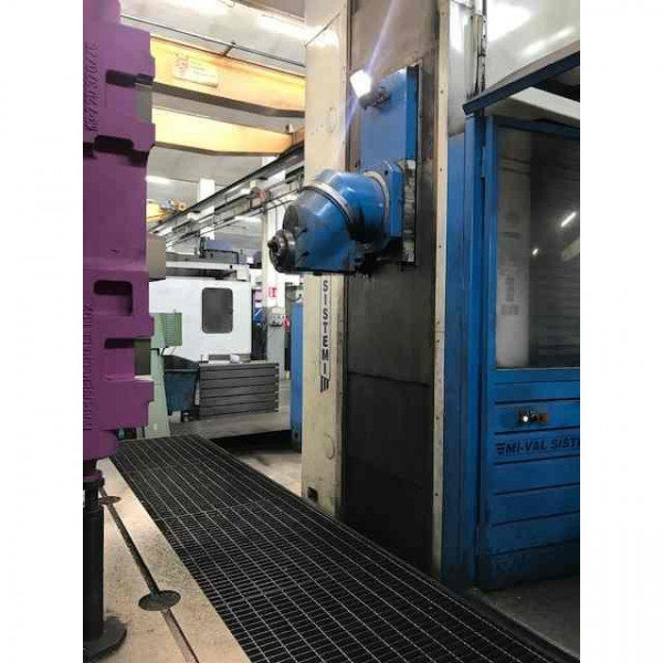 MIVAL FMM 1000 CNC - FLOOR TYPE MILLING MACHINE