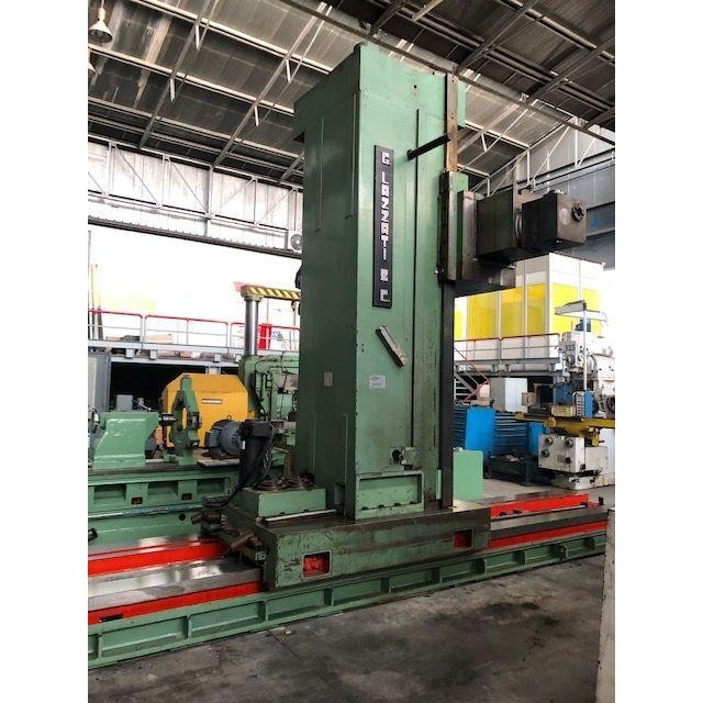 LAZZATI HB 5M CNC - FLOOR TYPE MILLING MACHINE