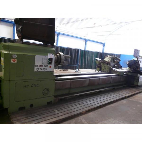 TACCHI HD 1000 CNC (2) - CNC LATHES