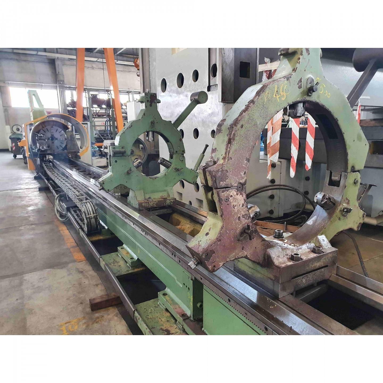 POREBA TPK 90 - CNC LATHES
