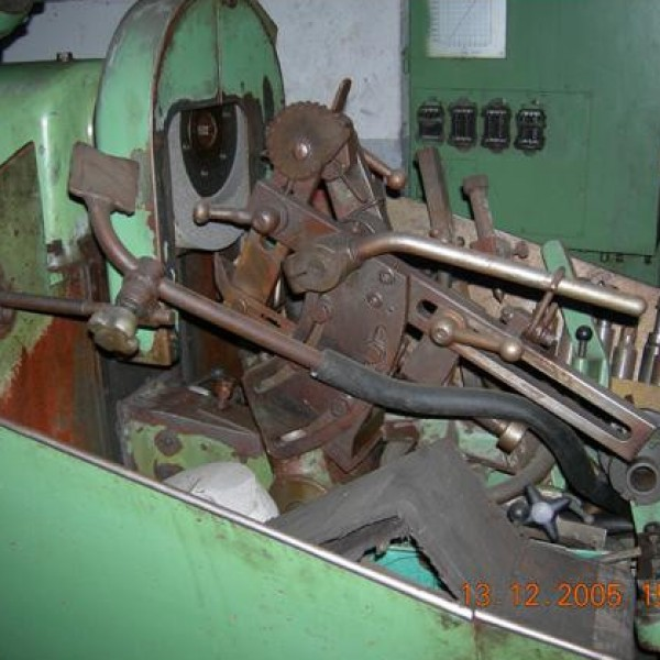 SHARPENING MACHINE FOR CENTERS DIAM. 100 - SHARPENING MACHINES