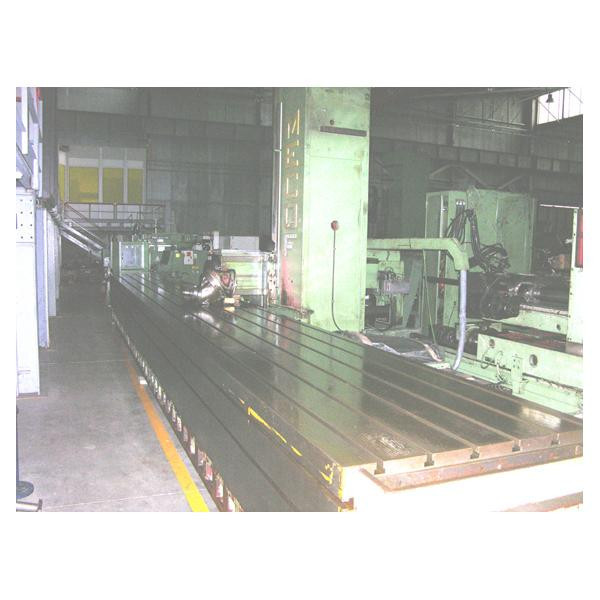 MECOF CS 83 G - FLOOR TYPE MILLING MACHINE