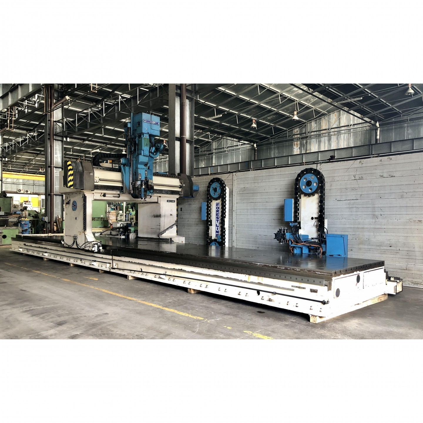 FOREST LINE SERAMILL 240 - GANTRY TYPE MILL