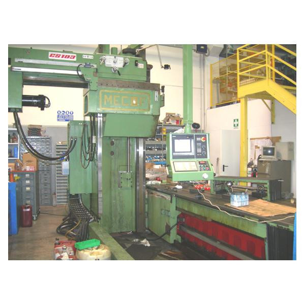 MECOF CS 103 - FLOOR TYPE MILLING MACHINE