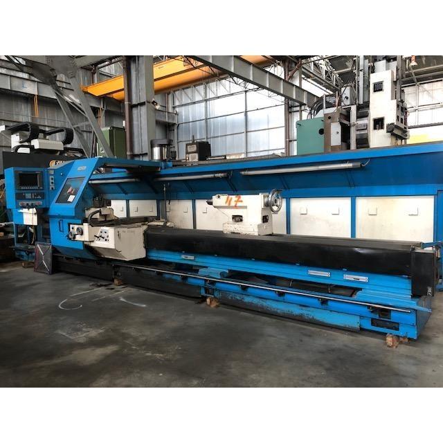 PBR T 450 SNC - CNC LATHES