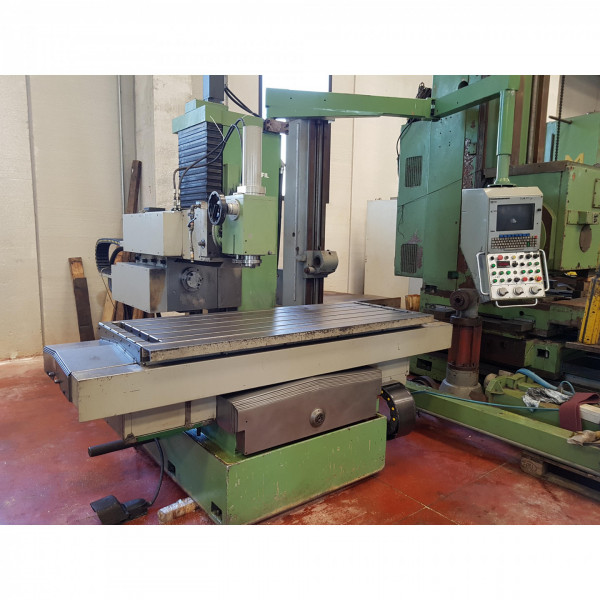 FIL FA 160 - BED TYPE MILLING MACHINES