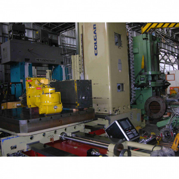 COLGAR FRAL TR 50 - BED TYPE MILLING MACHINES