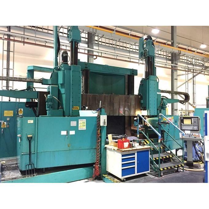 MORANDO VLN 17 CNC - VERTICAL LATHES / VTL