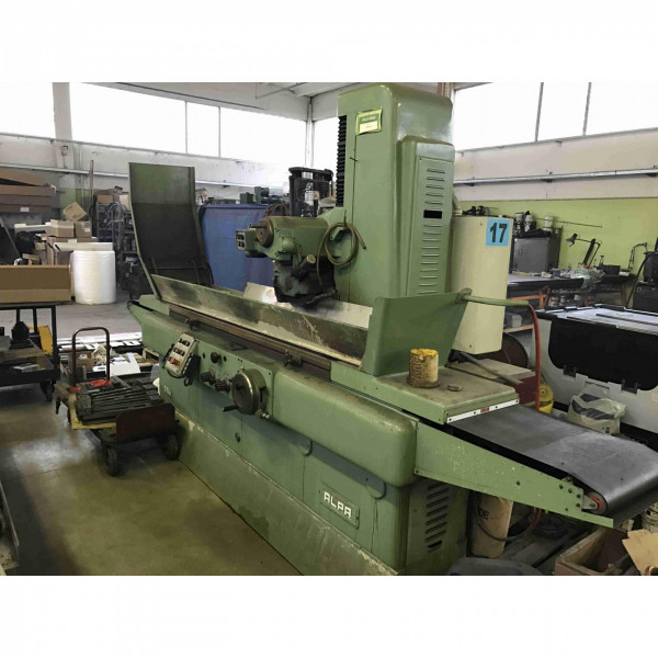 ALPA RT 1500 - TANGENTIAL GRINDING MACHINE