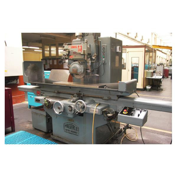 MAGERLE FD 10 - TANGENTIAL GRINDING MACHINE