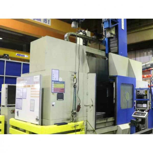 PIETRO CARNAGHI ATF 10 CNC - ASSE C - UTENSILI MOTORIZZATI - VERTICAL LATHES / VTL
